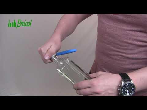 Uzavírání hliníkových uzávěrů a lisování pojistky s kleštěmi