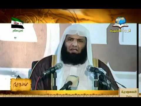 الجنة ونعيمها- للشيخ طلال الدوسري