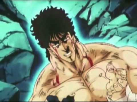 kenshiro VS ioria di leo (cavalieri dello zodiaco)in italiano! .mp4