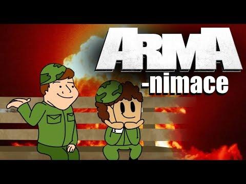 ARMANIMACE (ArmA Animated)