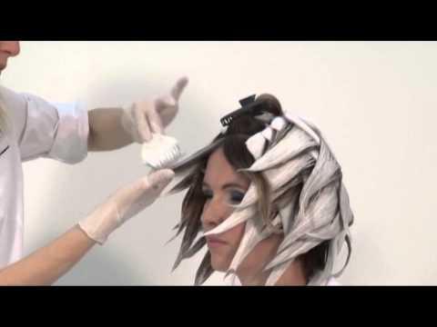 Preparazioni di capelli con cipolle