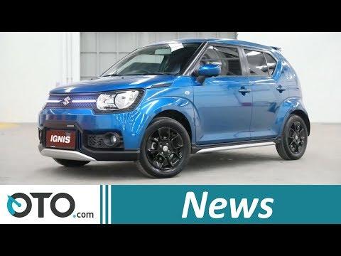 Suzuki Ignis Punya Varian Baru? I Oto.Com
