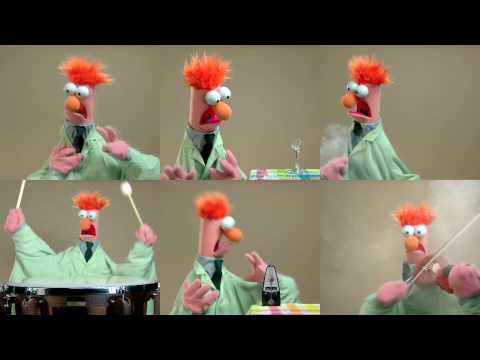 Ode To Joy | Muppet Music Video | The Muppets - The Muppets
