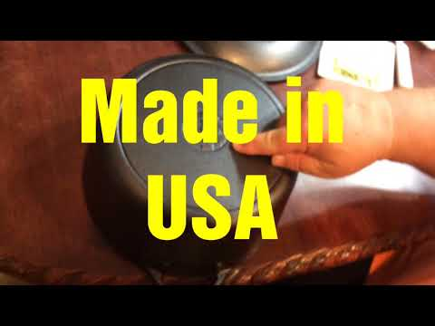 Lodge Cast Iron 5 Quart Dutch Oven Pot Unveiling, Demonstration
