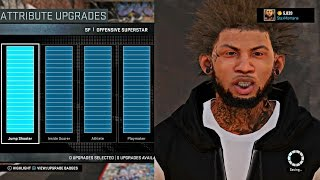 NBA 2K16 MyCAREER S3 - Attribute Update #4 | Showing EVERYTHING, Jumpshot, Crossovers Dunks And MORE