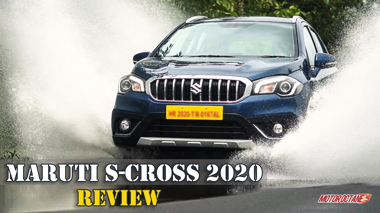 Motoroctane Youtube Video - Maruti S Cross Petrol 2020 - Should you buy? | Hindi | MotorOctane