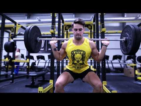 Ćwiczenia sztanga dla wszystkich grup mięśniowych