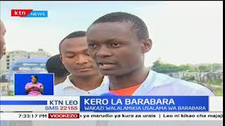 Kero la Barabara:Wakaazi walalamikia usalama wa barabara