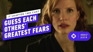 IT Chapter Two Cast Make IGN Interviewer Live His Worst Nightmare - Comic Con 2019