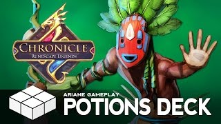 Chronicle: RuneScape Legends - Ranked Ariane Deck - Potions Master