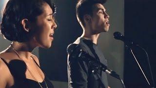 """Stay The Night"" - Zedd (Sam Tsui & Kina Grannis)"