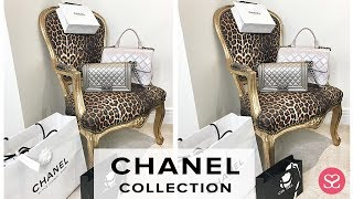 Gambar cover EVERYTHING I'VE EVER BOUGHT FROM CHANEL | LUXE COLLECTION HAUL  | Sophie Shohet