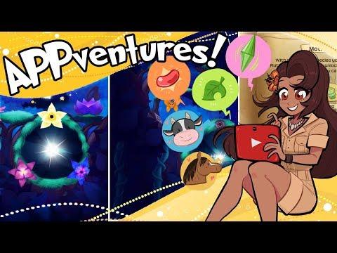 Mysterious Eggs & Magical Flowers?! 🦋 Flutter: Starlight 🌟 APPventures