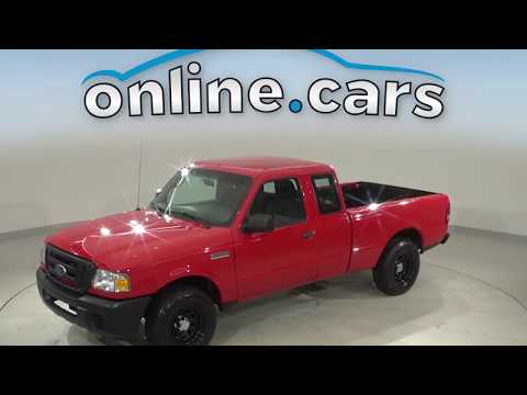 Pre-Owned 2010 Ford Ranger XL