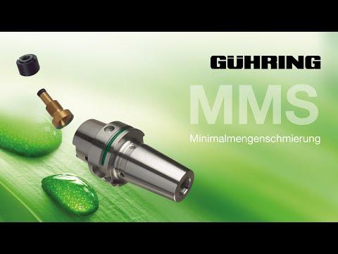 Minimalmengenschmierung MMS