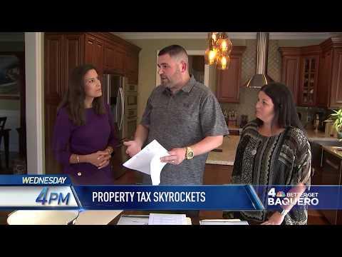 "News 4 New York: ""Better Get Baquero: Property Taxes Skyrocket"" promo"
