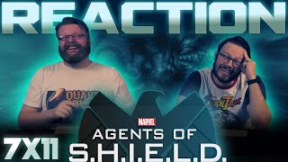 Agents Of Shield 7x11 REACTION!! Brand New Day