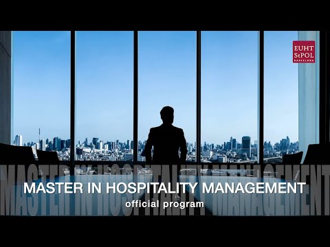 Master in Hospitality Management