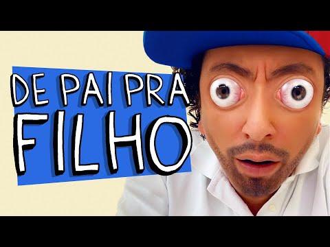 FAMÍLIA SEM FILTROS - DE PAI PRA FILHO