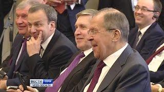 """Путин пошутил о выговоре Лаврову: «""""секретами"""" с нами не поделился»"""