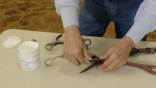 The Safest Way to Attach a Bit to a Headstall