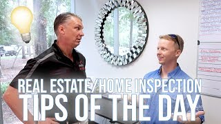 Real Estate/Home Inspection Tips w/ Wayne Phillips