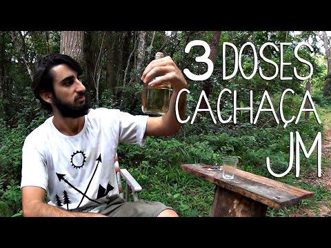 3 Doses – Cachaça João Mendes