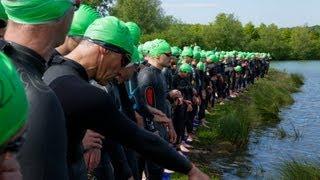 preview picture of video 'Triathlon de Vendôme 2013'
