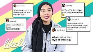 Here's Everything We Learned From Yuna