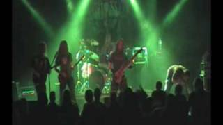 Damnation Defaced In the Absence of Light live in Celle 09 10 09
