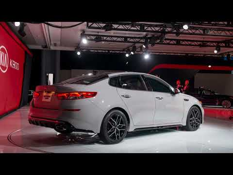 HOT NEWS! Kia Optima 2019 First Preview