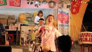 15 05 02 산청한방약초축제 테마예술단 깡통과 고하자의 품바나라 고하자품바님공연 05 나쁜사람이야