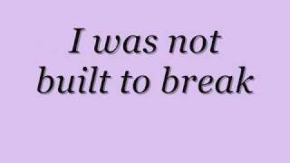 Whitney Houston - I Didn't Know My Own Strength Lyrics