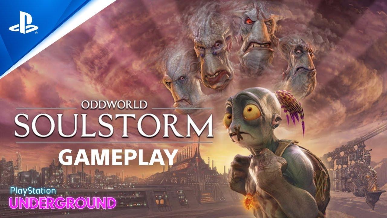Oddworld: Soulstorm – Plusieurs fins et un meilleur score Quarma