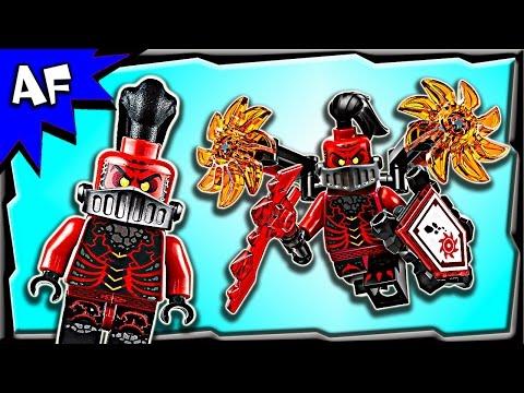 Vidéo LEGO Nexo Knights 70338 : L'ultime Général Magmar