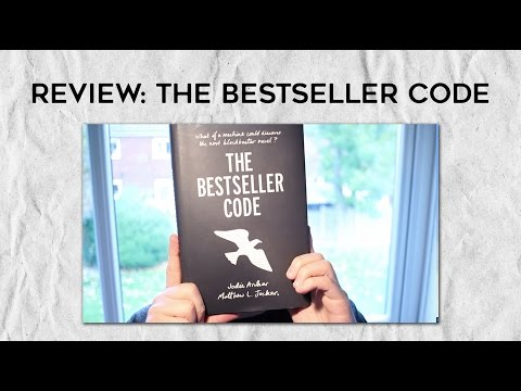 REVIEW: The Bestseller Code – An Algorithm Chooses The Best Book Ever