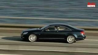 Der neue Mercedes CL: Sparsamkeit in der Luxus-Klasse