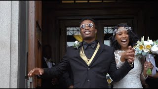 THIS IS BLACK LOVE:  Aleise & Trays Wedding Video!!!