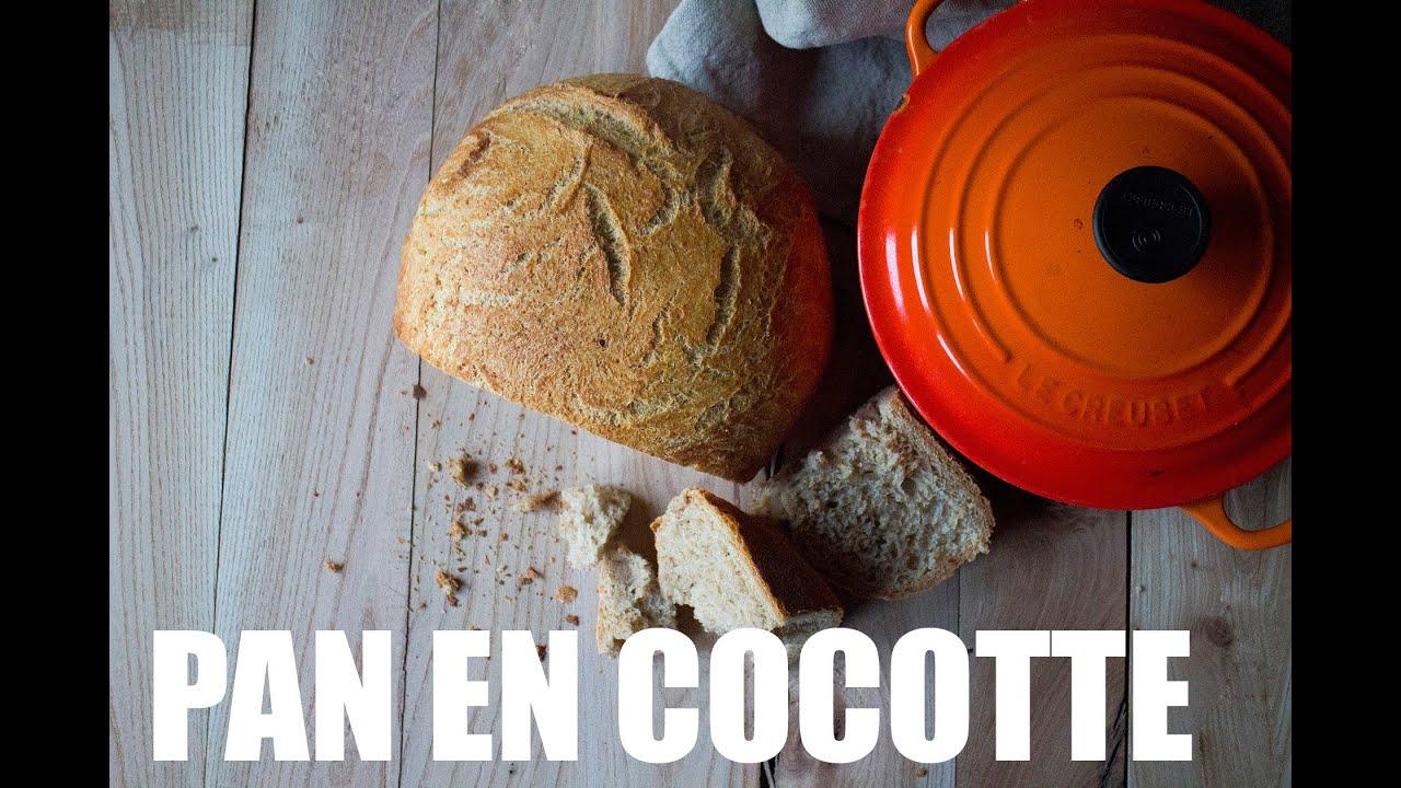 COMO HACER PAN, HOGAZA EN COCOTTE