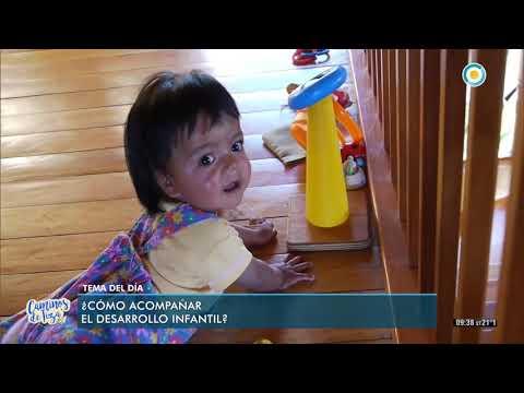 Caminos de Tiza - ¿Cómo acompañar el desarrollo infantil? (1 de 4)