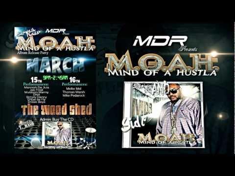 M.O.A.H. Album Release Party!
