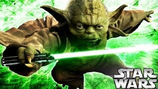 How Yoda Became A Jedi   Star Wars Explained