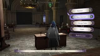 Fire Emblem Three Houses Keep Instruct Edelgard Axe