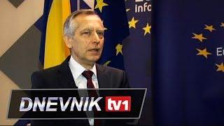 Figel ekskluzivno za TV1: Građani isfrustrirani političarima, veće poštovanje za vjerske vođe