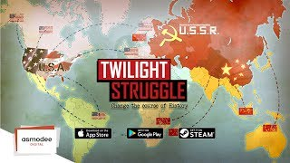 Видео Twilight Struggle