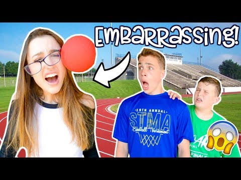 EMBARRASSING Moments at School!