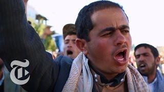 Life With Houthi Rebels in Yemen   Times Dispatched    مع المتمردين الحوثيين في اليمن