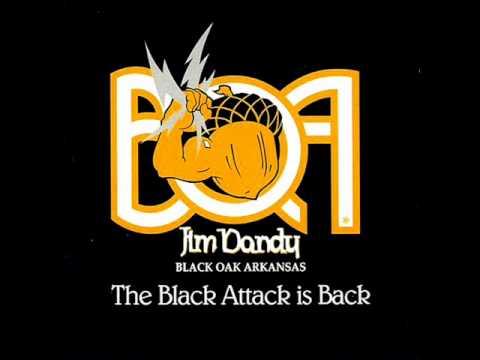 Jim Dandy's Black Oak Arkansas - I'm On Your Side.wmv