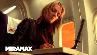 Kill Bill: Volume 1 | 'Death List' (HD) - Uma Thurman, Daryl Hannah | MIRAMAX