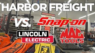 """Thoughts on Harbor Freight's New """"Premium"""" Brands"""